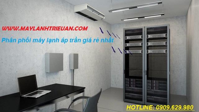 Đơn vị nào chuyên cung cấp và lắp đặt Máy lạnh áp trần 3 ngựa – 3hp giá rẻ Aptran1