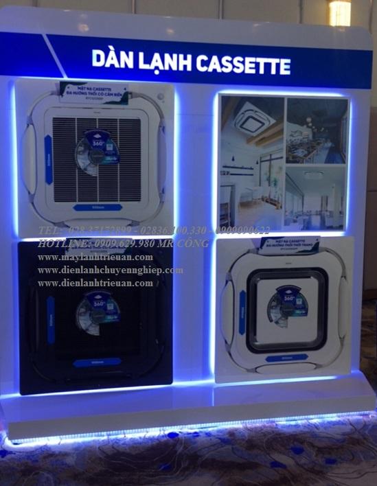 Máy lạnh âm trần Daikin là dòng sản phẩm điều hoà thương mại luôn dẫu đầu về doanh số bán ra - www.TAICHINH2A.COM