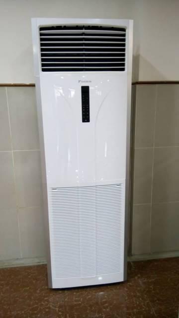 Thi công lắp đặt máy lạnh tủ đứng Daikin giá sỉ