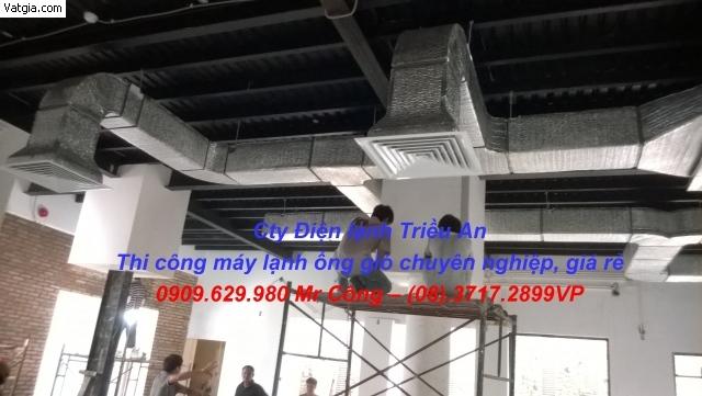 Chuyên cung cấp máy lạnh âm trần nối ống gió 4hp giá rẻ cho các khu vực miền nam 6