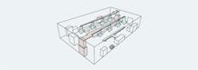 pic easy installation 1 - Máy Lạnh tủ đứng PACKAGED  Daikin FVGR13NV1 / RUR13NY1