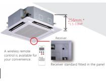 Máy lạnh âm trần Toshiba RAV-180USP