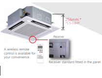 Máy lạnh âm trần Toshiba RAV-420USP