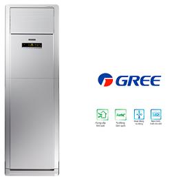 Máy lạnh tủ đứng Gree chất cực bền