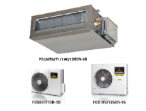 Máy lạnh giấu trần ống gió Mitsu Heavy FDUM50CR-S/FDC50CR-S Gas R410