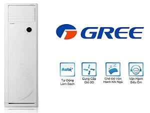 Nhập khẩu số lượng lớn điều hòa tủ đứng Gree với giá cực rẻ 974647737941